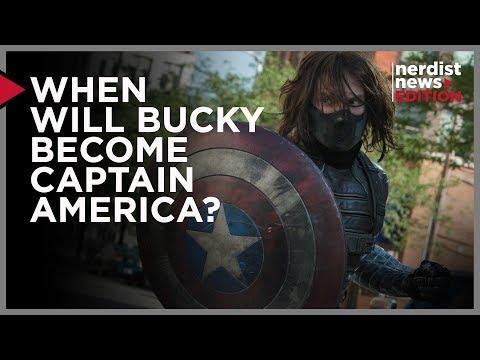 When Will Bucky Become Captain America? (Nerdist News Edition)