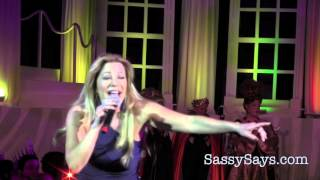 "Taylor Dayne ""Tell It To My Heart"" Live @ NOATG 2013"