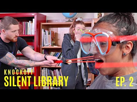 Download Slingshot To The Face Mtv S Silent Library Remake