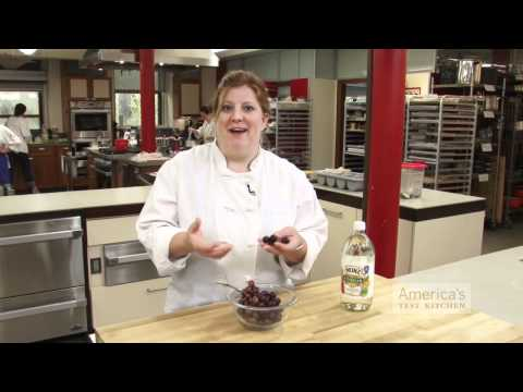 Ask The Test Kitchen How To Clean Grapes Youtube