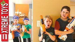 - Treasure Hunt Sneak Attack Squad VS. Payback Time Part One
