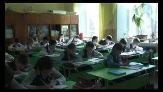 Видео-ролик на окончание начальной школы 2010 г.