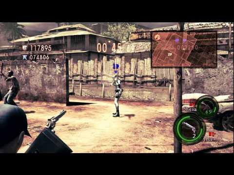 Resident Evil 5 Bambam4ever Versus Mode Montage  (DETAILS IN DESCRIPTION)