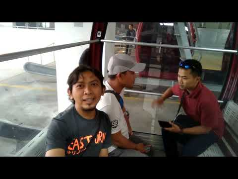 Cable Car - Genting Highland Malaysia