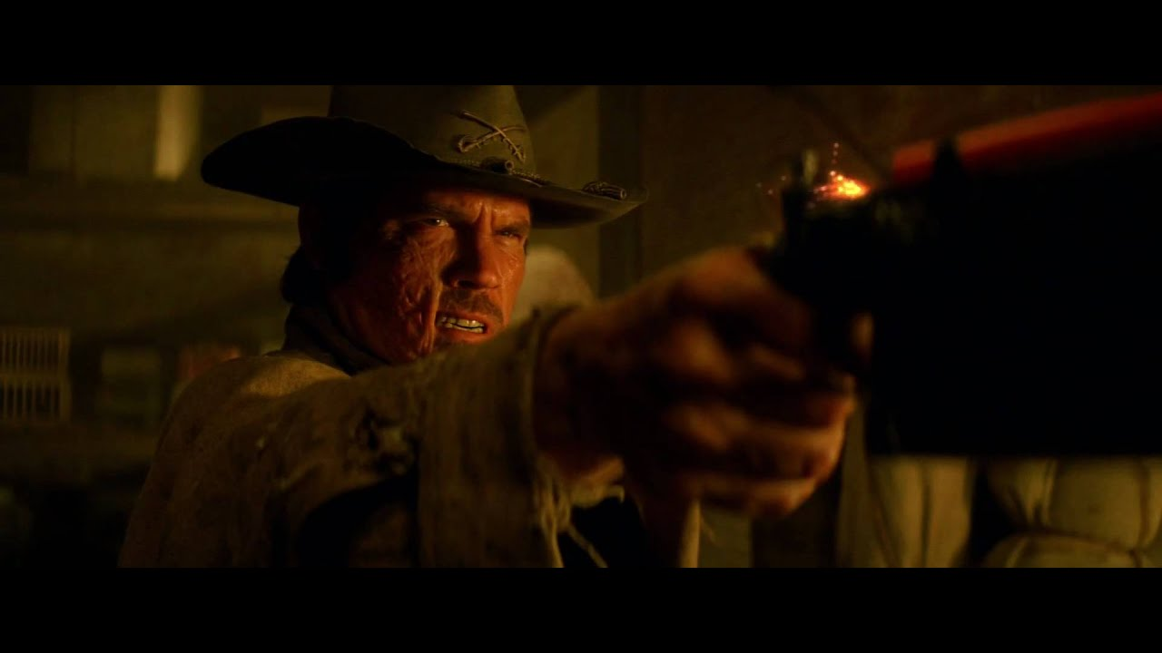 Jonah Hex Trailer Deutsch