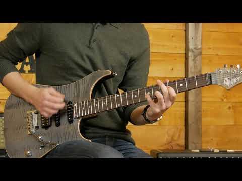 Vigier Excalibur Ultra Blues - Light Sapphire HSS
