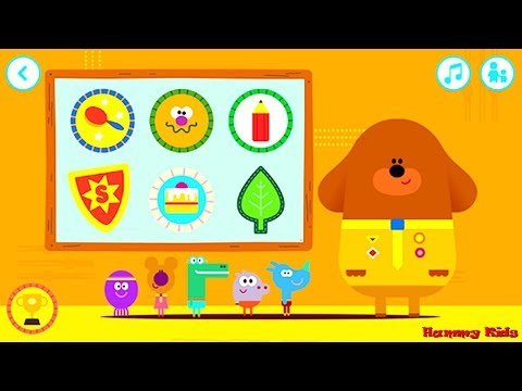 Hey Duggee The Big Badge App Gameplay For Kids
