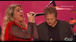 Respect (Aretha Franklin Cover) | Kelly Clarkson iHeartRadio Music Festival 2018