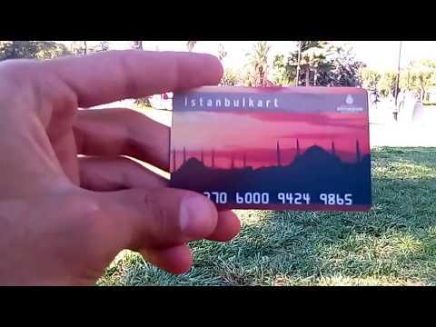 Les Algériens en Turquie ( Istanbul card)