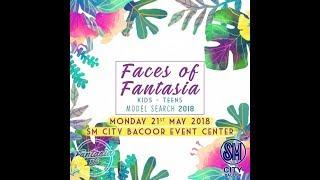 Faces Of Fantasia Model Search 2018