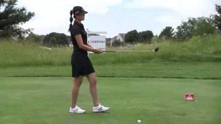 Michelle Wie LPGA Tee Box Driver