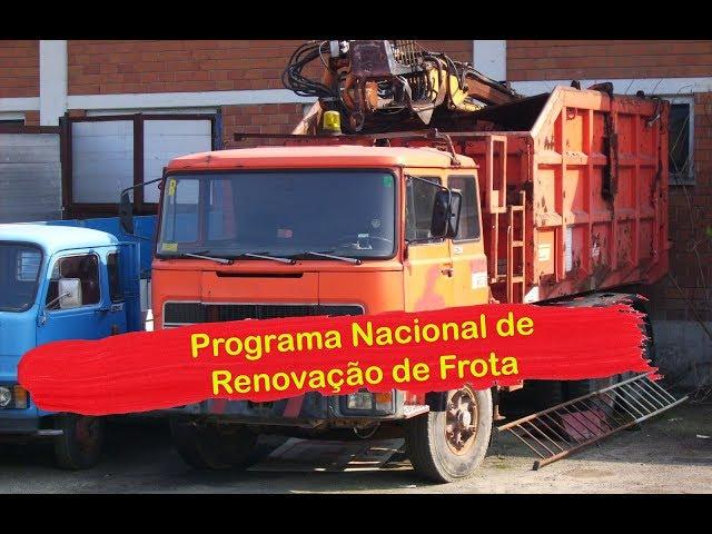 O Brasil precisa de um Programa Nacional de Renovação de Frota - MTED