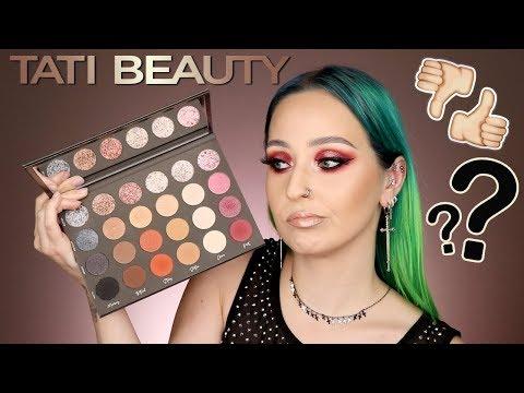 Que vaut la palette TATI BEAUTY ?! thumbnail