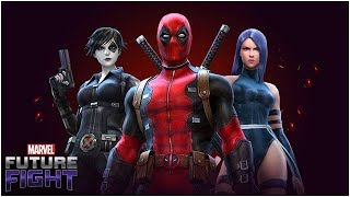 THE BEST 🙌 COULD BE SO👏MUCH👏MORE👏 - Marvel Future Fight