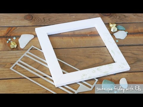 Assembling the Happy Frame XL | Technique Friday with Els
