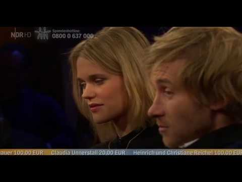 NEWW!!  NDR Talk   mit Victoria Swarovski, Heike Makatsch & Samuel Koch  16.12.16