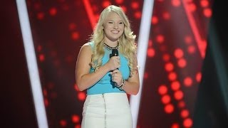 Anja Nissen Sings Vanishing | The Voice Australia 2014