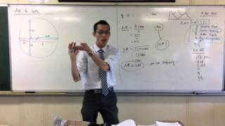 AM/GM Inequality (1 of 2: Geometric Proof)
