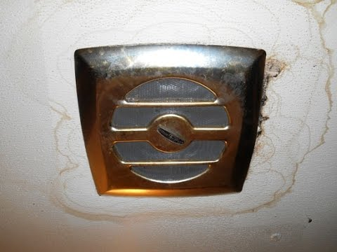 Emerson Pryne Bathroom Exhaust Fan Youtube