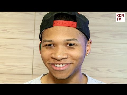 Legends Of Tomorrow Franz Drameh Interview