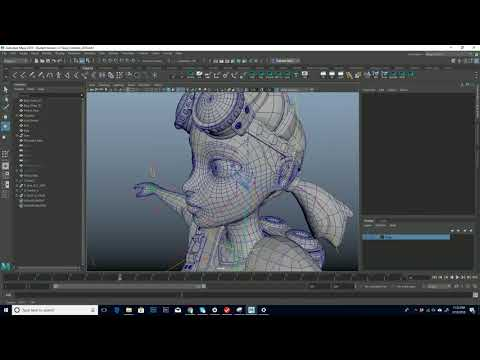 Character Rigging for Beginners Part 11: Props