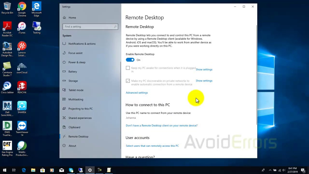 Fix Some Settings are Managed By Your Organization - Windows 10