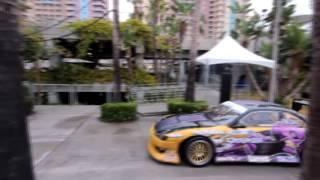 Formula Drift  Long Beach - 2016
