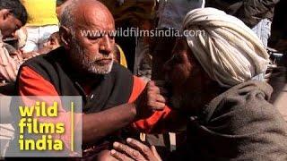 Roadside Dentist of Varanasi