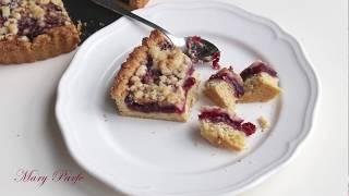 ЧЕРЕШНЕВЫЙ вишневый ПИРОГ ◊ Ягодный Пирог ◊ Cherry Pie ◊ ШТРОЙЗЕЛЬ #вишневыйпирог #ягодныйпирог