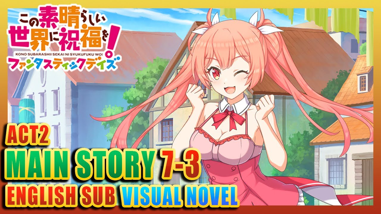 KONOFAN | MAIN STORY | ACT 2 | Chapter 7 Part 3