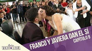 Franco y Javiera dan el SÍ