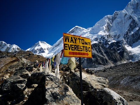 Mt Everest Base Camp Trek 2017