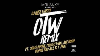Dj LukeNasty - OTW Remix Feat. T-Pain, Boosie Badazz, Ace Hood & More! [MyMixtapez Exclusive]
