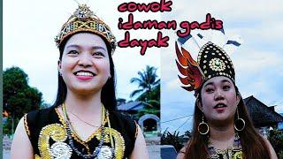 Download lagu COWOK IDAMAN GADIS DAYAK.JOMBLO WAJIB NONTON