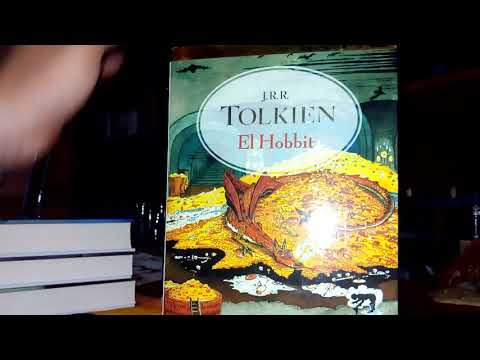unboxing-estuche-de-libros-de-j.r.r.-tolkien-6-vols.