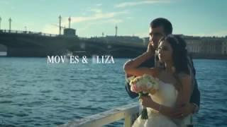 Movses & Eliza свадьба Санкт-Петербург 2016