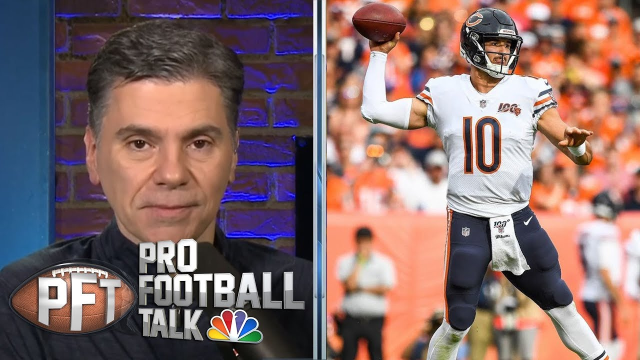 Baltimore Ravens approach trap, Patrick Mahomes back in NFL Week 10 | Pro Football Talk | NBC Sports