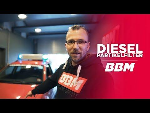 Keine Leistung Mehr? | DPF Dieselpartikelfilter Reinigung By BBM