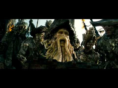 Pirates of the Caribbean: Dead Man's Chest trailers