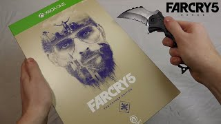 "Far Cry 5: ""FATHER EDITION"" - COLLECTOR'S Edition Unboxing!"