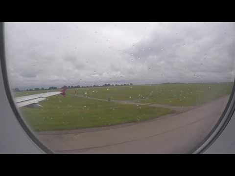 London Luton (LTN) - Bucharest Otopeni (OTP) Flight Video
