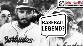 Did Fidel Castro Really Almost Pitch in the Major Leagues?
