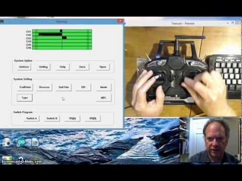 DroneHiTechcom Quadcopter with Arduino Uno running MultiWii