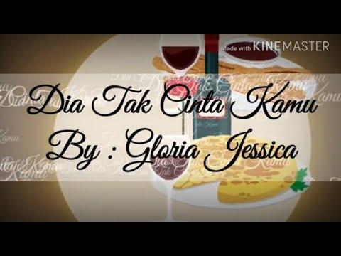 (Cover) Dia Tak Cinta Kamu   Stop Animation Clip   - By : Gloria Jessica