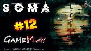 Прохождение SOMA ► Часть 12: Темные коридоры