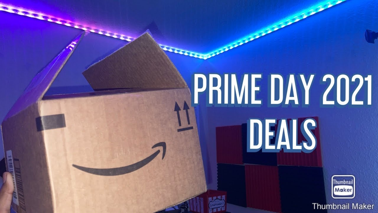 All the Amazon Prime Day 2021 deals to add to your cart now