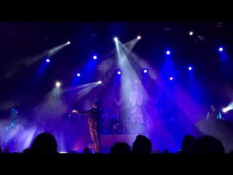 Lacrimosa - Lass Die Nacht Nicht Uber Mich Fallen @ Teatro Diana 12-07-2017