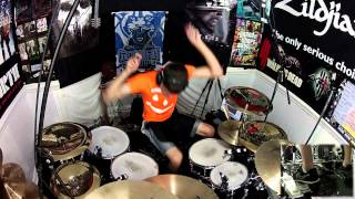 Wrecking Ball - Drum Cover - Miley Cyrus