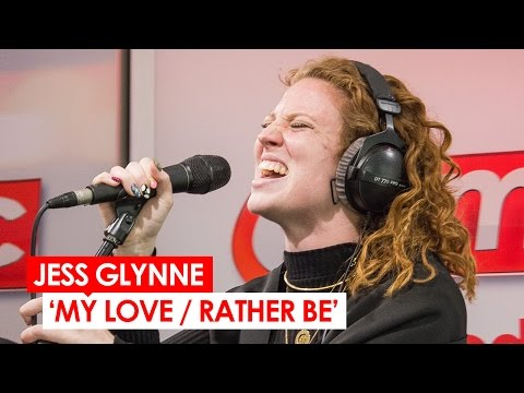 Jess Glynne - 'My Love / Rather Be' (live bij Joep & Eva)