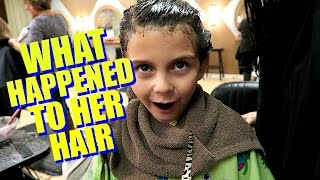 😳 EMMA AND ELLIE GET A HAIRCUT!!! 😳 ELLIE IS BACK TO HER OLD SELF!